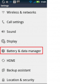 android-battery-and-data-manager